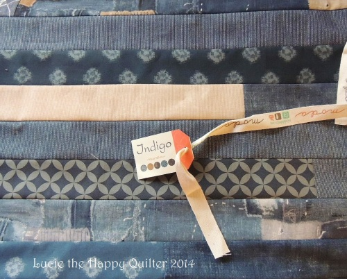 Jelly Roll Race Quilt