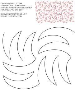 CSPANTO46 simple texture