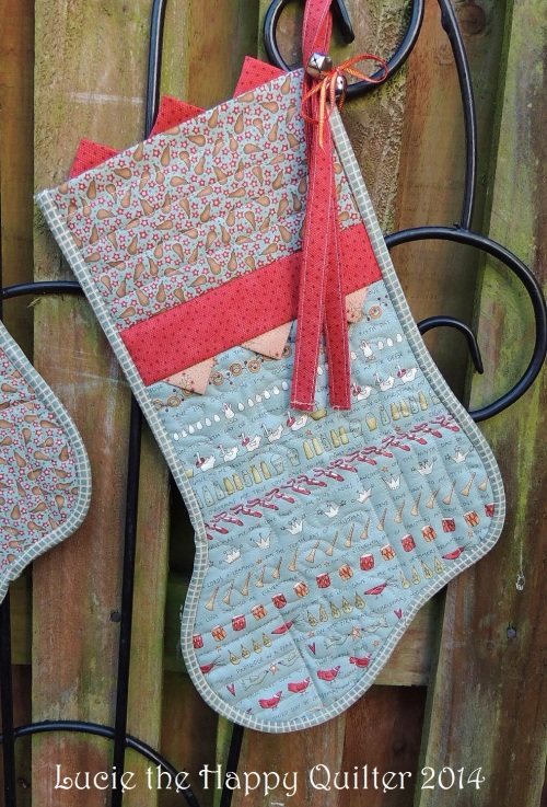 Christmas Stocking finished 3