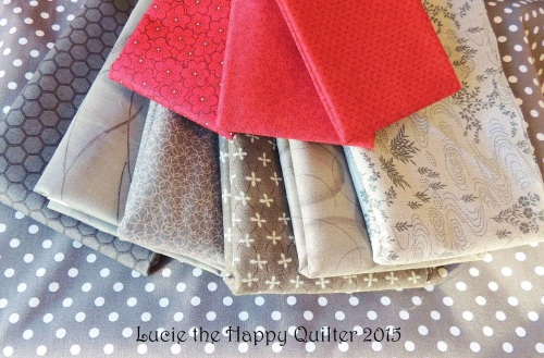 King Size Quilt in the planning