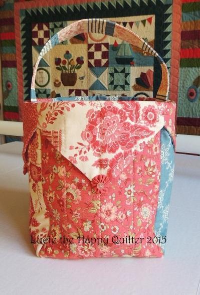 Elongated Hexagon Bag