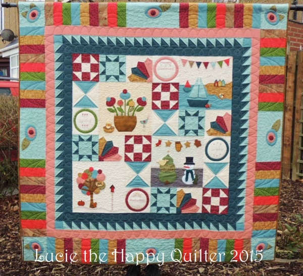 Four Season Button Club Whimsy 2015