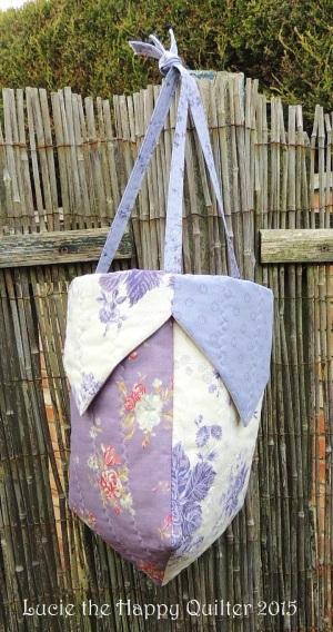 Three sided bag