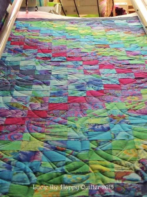 Heathers quilt 1