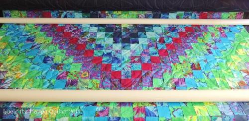 Heathers quilt 2