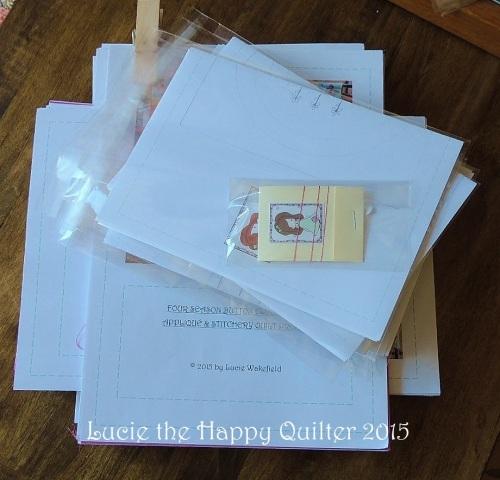Prinitng info packs