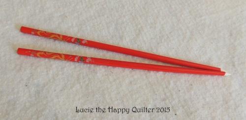Transforming chopsticks