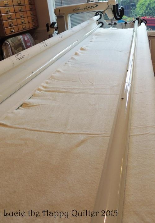 Step 2 loading wadding