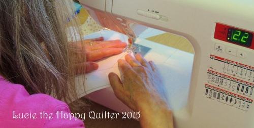 Sue Foundation Paper Piecing