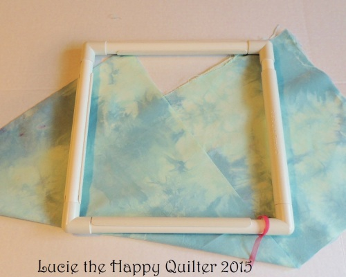 my favourite quilting hoop