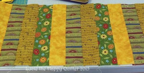 cutting mat bag day 5
