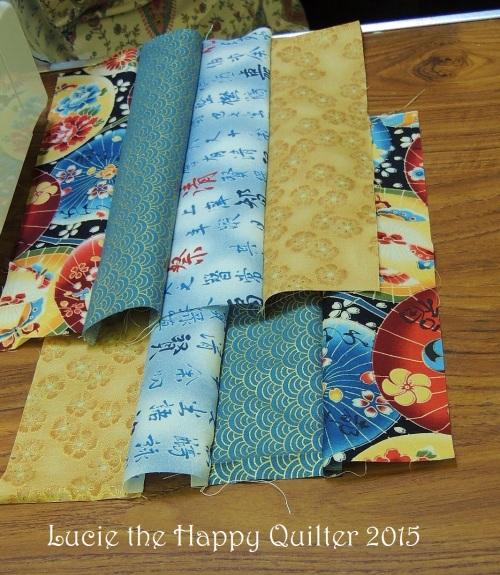 cutting mat bag day 6