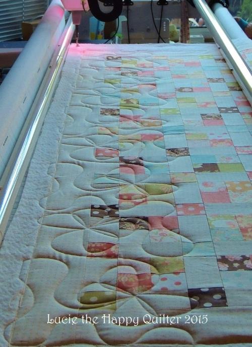 Christines quilt 1