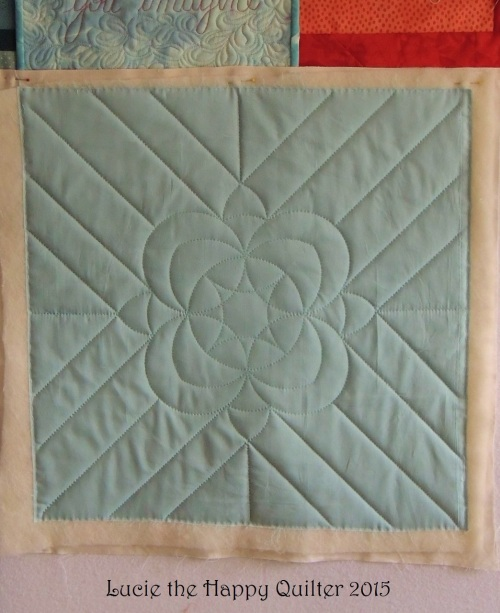 Hand quilting 10