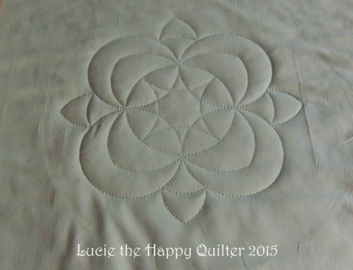 Hand quilting 9