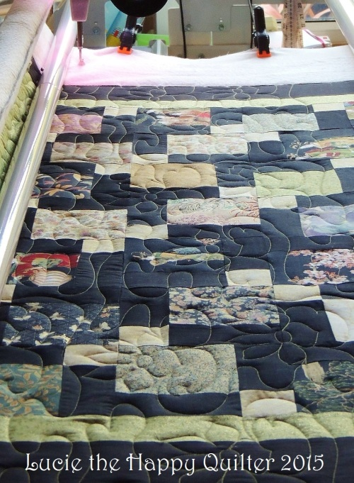 Helens Fund Raising Quilt