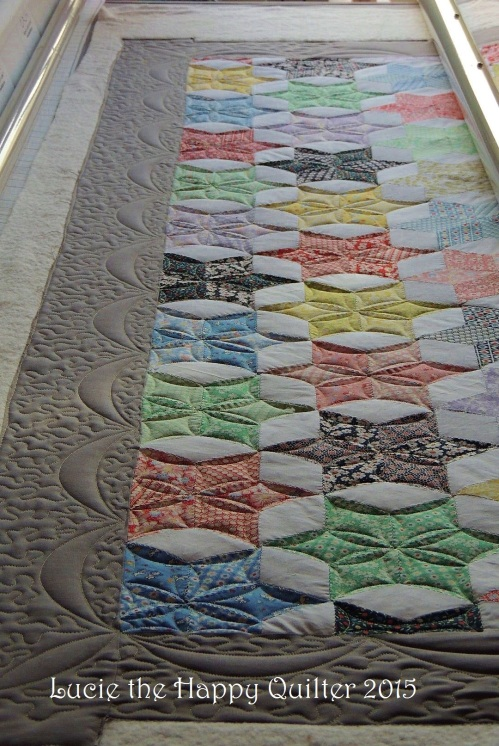 Claudia quilt more epp 3