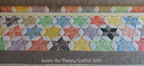Claudias quilt finished