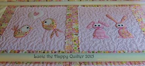 Karens baby girl quilt 1
