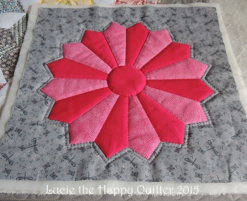 Quilting adds texture