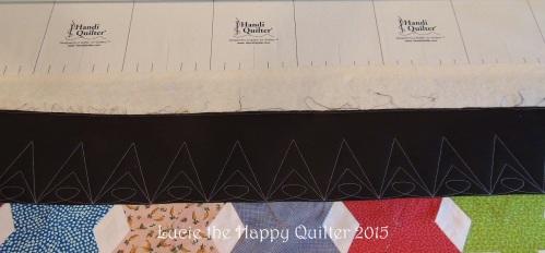 Claudias last quilt 1