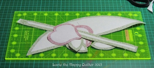 Prepping Applique 2