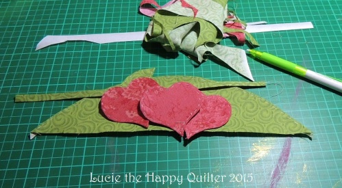 Prepping Applique 3