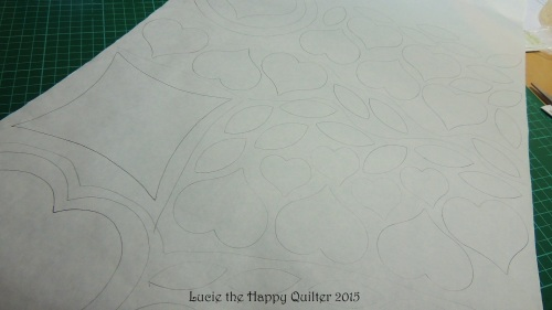 Prepping Applique