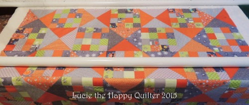 Cheerful quilt