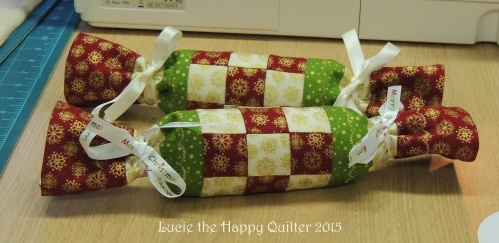 Christmas Surprise Crackers 2