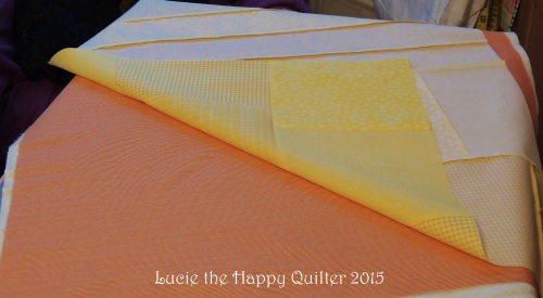 Layering Kantha Quilt Project