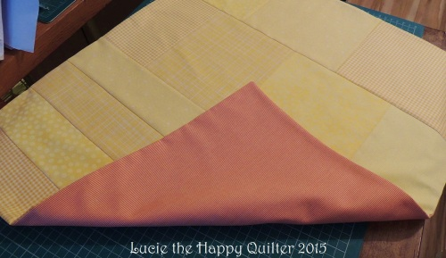 Sewn Kantha Quilt Project