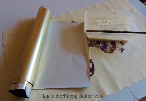 Foil work supplies