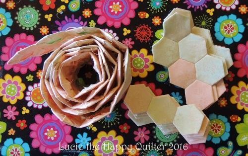 Hexagon progress xx
