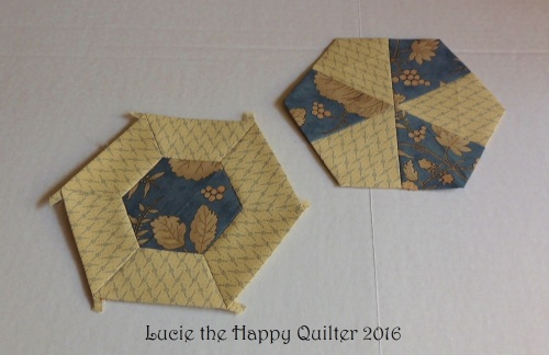 Quilts on the Grow progress