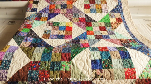 Christine Stoyle Charity Quilt