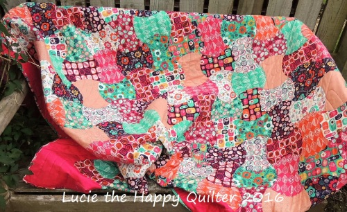 Apple Core Quilted xx