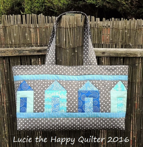 Beach Hut Bag 1