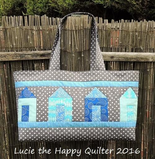Beach Hut Bag 1