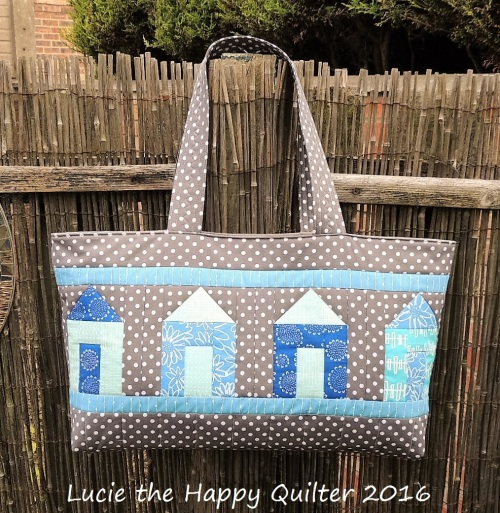 Beach Hut Bag 2